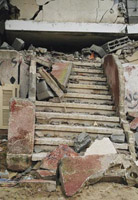 Demolished Home Gaza 2